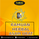 Ramuan herbal asam urat